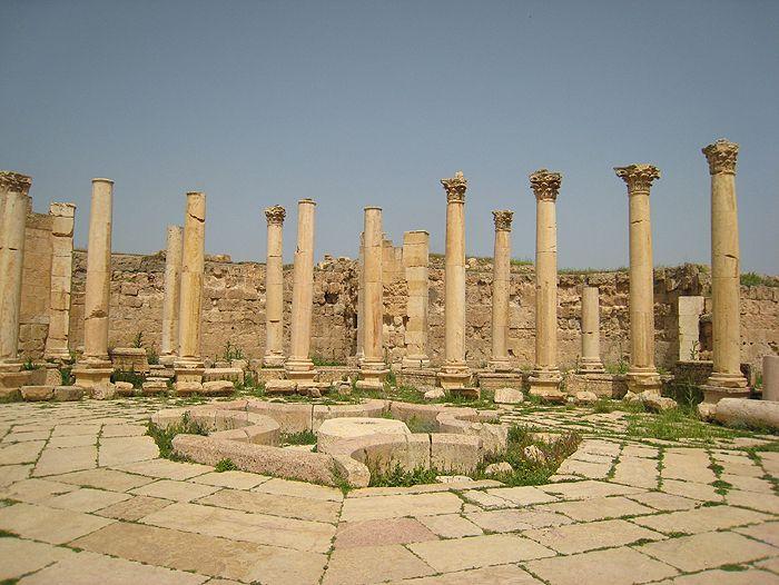 Voyage à pied : Sentiers historiques de Jordanie