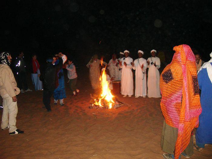 Voyage à pied : Réveillon au Maroc... sous les étoiles du désert
