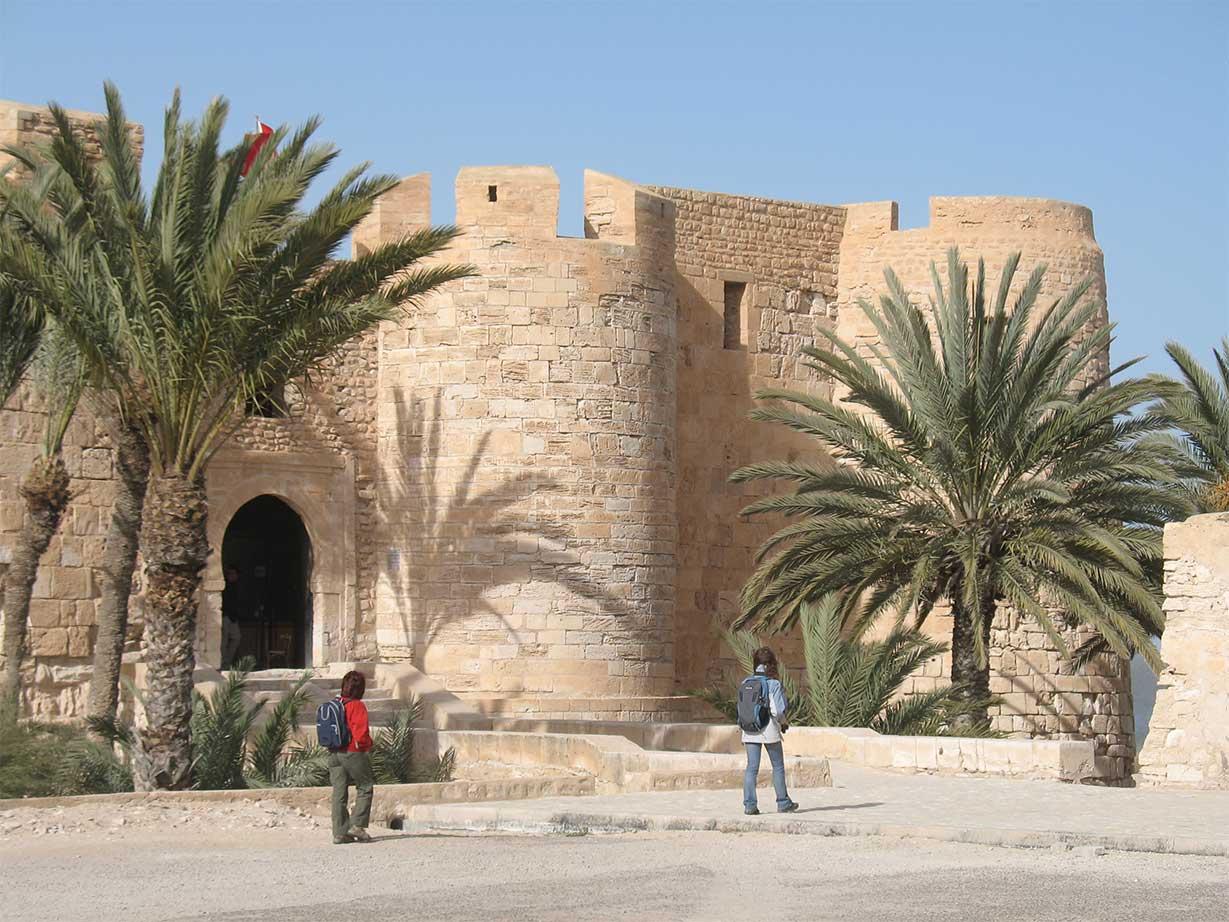 Voyage à pied : Tunisie : Dunes et oasis du Grand Erg Oriental