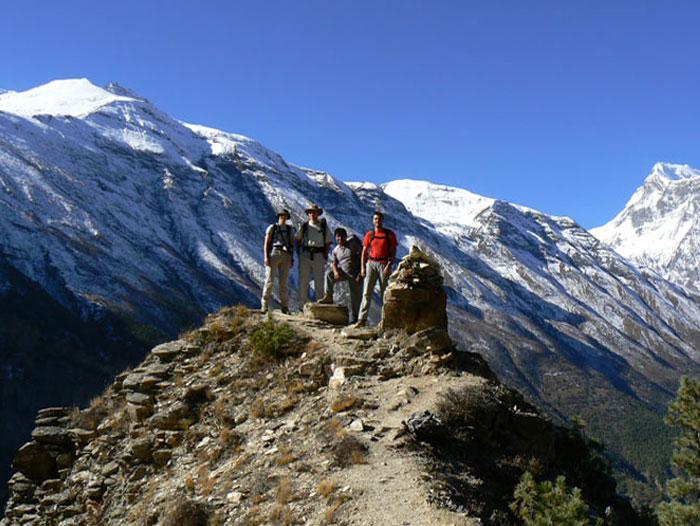 Voyage à pied : Tour des Annapurnas