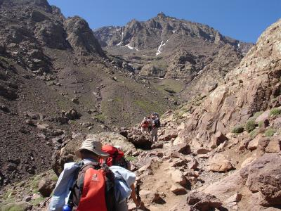 ASCENSION DU TOUBKAL FACILE