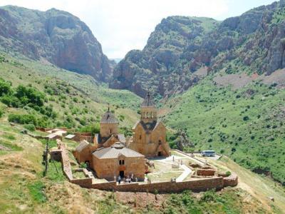ARMÉNIE : NOUVELLE DESTINATION